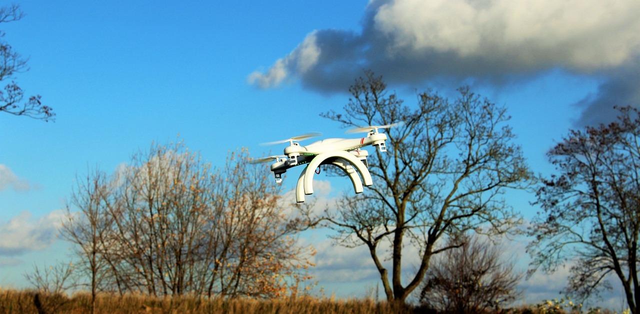 Immer beliebter: Ferienaufnahmen mit Drohnen