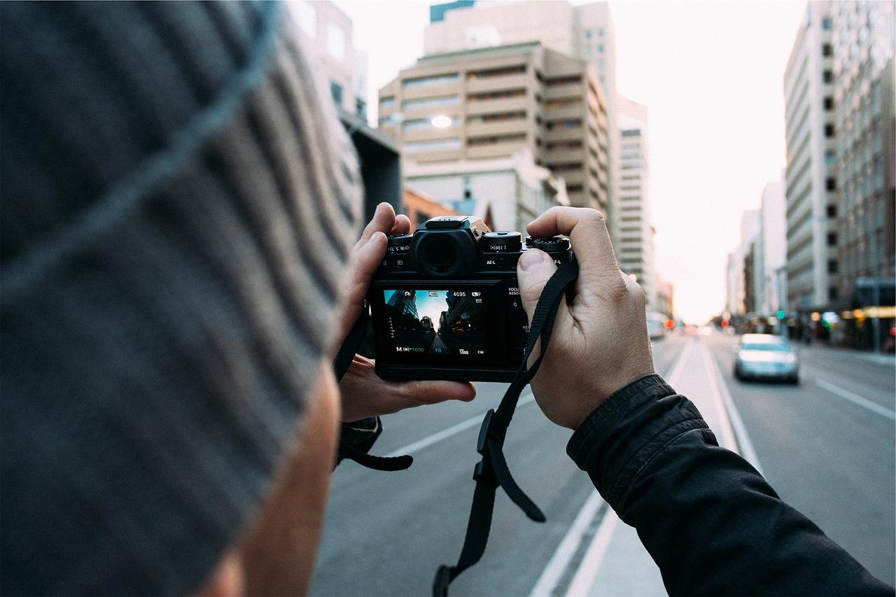 Garant für perfekte Ferienbilder: DSLR Kameras